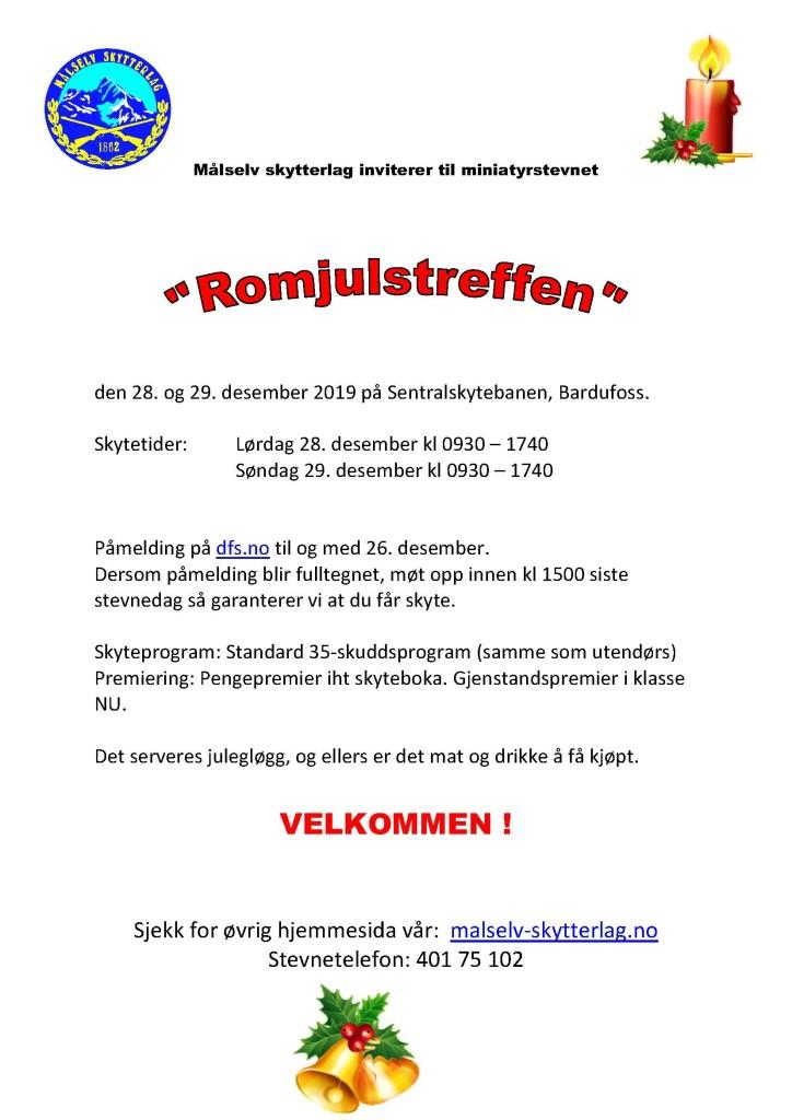 Romjulstreffen-invitasjon 2019